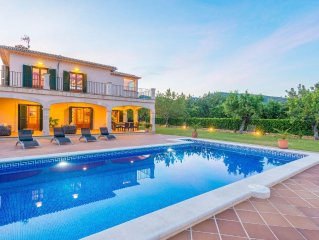 TORAMO - Villa for 8 people in Binissalem.