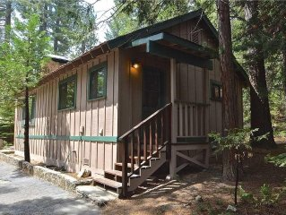 The Cottage: 1 BR / 1 BA  in Shaver Lake, Sleeps 2