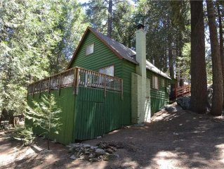 Blue Meadow Cottage: 3 BR / 1.5 BA  in Shaver Lake, Sleeps 6