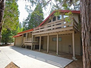American Pride: 3 BR / 2 BA  in Shaver Lake, Sleeps 6
