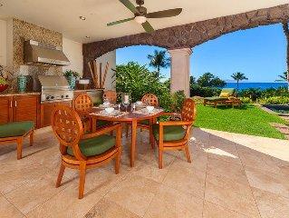 Coco Palms Pool Villa D101 at Wailea Beach Villas with Plunge Pool
