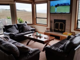Beautiful South Harbour Home, great Ocean and pastoral views. Point View House