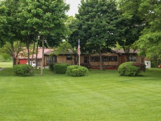 Lucky Stone Cottage - Quality Affordable Cayuga Lake Vacation
