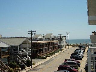 Ocean Block Townhouse, Sleep 12, Great Views of Ocean & Bay