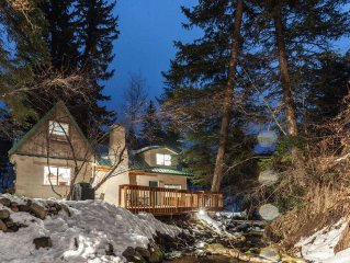 Kid Friendly, Pet Friendly, Family Friendly - The Cottage on the Stream