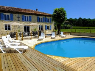 Stunning Barn Conversion with Private Pool