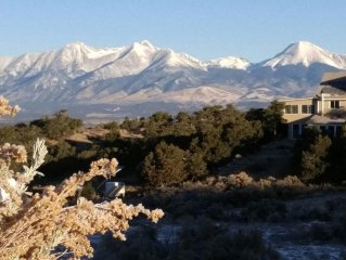 Winter Retreat: Colorado Southern Rockies! Month-to-Month solar home $4000/month