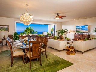 Blue Horizons K308 at Wailea Beach Villas - Panoramic Ocean View Villa