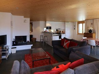 Chalet Bella Vista 4 - Apartment for 6 people in Wengen