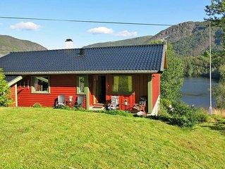 Vacation home in Flekke, Western Norway - 8 persons, 4 bedrooms