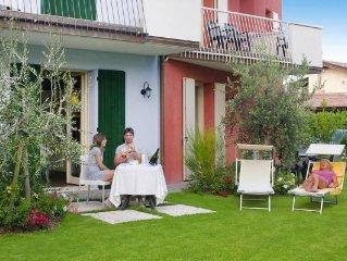 Apartments Acqua Resort, Lugana di Sirmione  in Südlicher Gardasee - 2 persons,