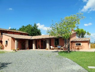 Vacation home Casale L'Uliveta  in San Miniato (PI), Florence and surroundings