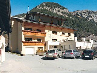 Ferienhaus Haus Zentral  in Pettneu OT Schnann, Arlberg - 15 Personen, 8 Schlafz