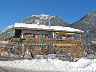 Apartment Haus Lechner  in Farchant, Bavarian Alps - 4 persons, 1 bedroom