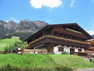 Apartment Haus Theresia  in Alpbach, Zillertal - 4 persons, 1 bedroom