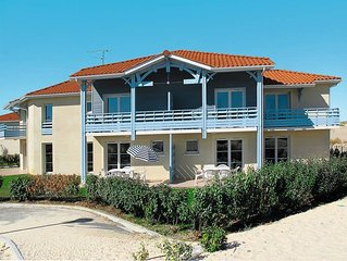 Apartment Residence Indigo II  in Biscarrosse - Plage, Aquitaine - 7 persons, 3
