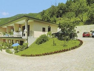 Residence Mirabel, Tignale  in Westlicher Gardasee - 6 persons, 2 bedrooms
