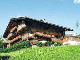 Apartment Haus Fichtenblick  in Wildschönau, Kitzbühel Alps - 6 persons, 2 bedr