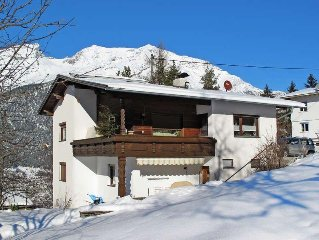 Apartment Haus Theiner  in Tobadill, Arlberg - 6 persons, 2 bedrooms