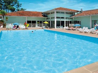 Apartment La Cascade  in Dolus d'Oleron, Charente - Maritime - 8 persons, 2 bed