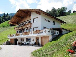 Apartment Tennhof  in Aschau im Zillertal, Zillertal - 5 persons, 1 bedroom