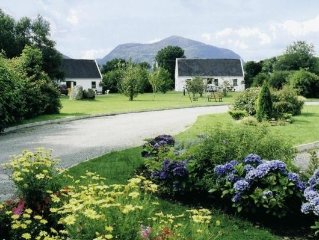 Lakeland Cottages. Muckross  in Suden - 4 persons, 3 bedrooms