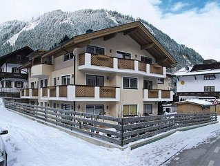 Apartment Apartmenthaus Rosa  in Mayrhofen, Zillertal - 2 persons