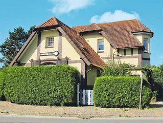 Apartment Alter Bahnnhof  in Neugarmssiel, North Sea: Lower Saxony - 4 persons,