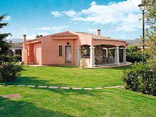 Vacation home RESIDENCE REI SOLE  in Costa Rei, Sardinia - 4 persons, 2 bedrooms