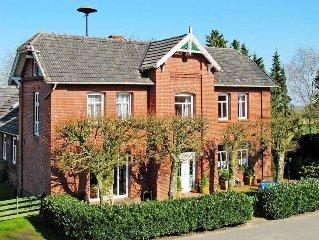 Apartment Haus Von Dollen  in Oberndorf, North Sea: Lower Saxony - 2 persons, 1