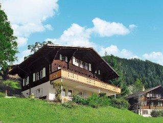 Apartment Chalet Tambour  in Grindelwald, Berner Oberland - 4 people, 2 bedrooms