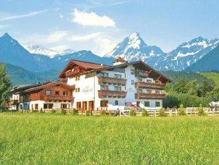 Ferienwohnungen Bergzeit in Flachau  in Pongau - 6 Personen, 2 Schlafzimmer