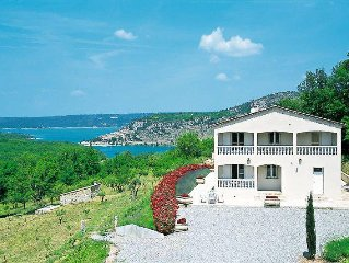 Apartment Campagne les Oliviers  in Bauduen, Cote d'Azur hinterland - 6 persons
