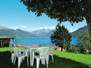 Vacation home Rustico Il Cortile  in Pianello Lario (CO), Lake Como - 6 persons