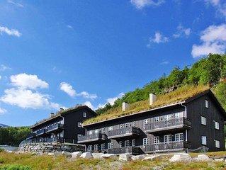 Apartment in Roldal, Western Norway - 6 persons, 2 bedrooms