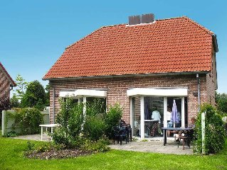 Vacation home in Tossens, North Sea: Lower Saxony - 6 persons, 3 bedrooms