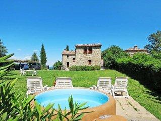 Vacation home I Colli di Travale  in Travale - Montieri, Maremma - 3 persons, 1