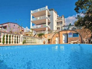 Apartments Villla Mara, Crikvenica  in Crikvenica/ Selce - 4 persons, 1 bedroom