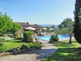 Agri-tourism, Castiglion Fiorentino  in Arezzo - 4 persons, 2 bedrooms