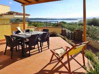 Vacation home Casa Ledda  in Porto Pozzo OT, Sardinia - 6 persons, 3 bedrooms