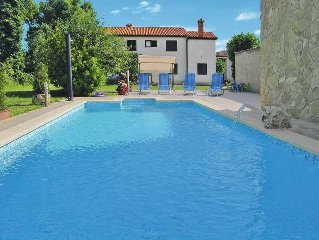 Vacation home Haus Pinezici  in Marcana, Istria - 6 persons, 2 bedrooms