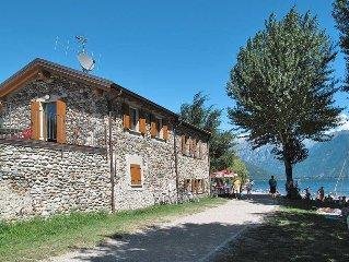 Vacation home Casa Giuliana  in Domaso (CO), Lake Como - 6 persons, 2 bedrooms