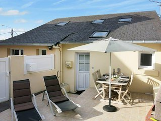 Vacation home in Larmor - Plage, Morbihan - 4 persons, 3 bedrooms