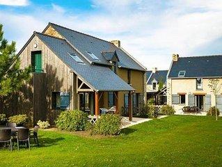 Residence Les Hauts de la Houle, Cancale  in Ille et Vilaine - 6 persons, 2 bed
