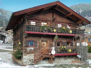 Vacation home Krämerhäusl / ehemals Die Hütte  in Piesendorf, Pinzgau - 6 perso
