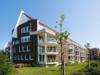 Holiday residence Hohe Lith, Cuxhaven-Duhnen  in Land Wursten - 4 persons, 1 be