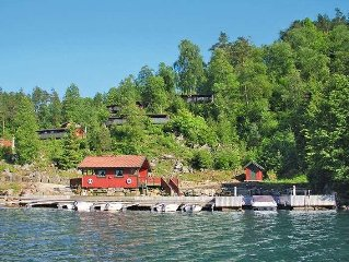 Vacation home in Lyngdal, Southern Norway - 6 persons, 2 bedrooms