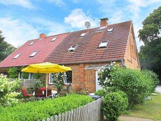 Ferienhaus Haus Kranich  in Lärz OT Troja, Mecklenburgische Seen - 6 Personen, 3