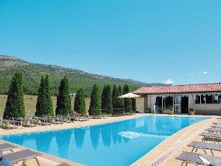 Apartment Domaine de Majastre  in Bauduen, Cote d'Azur hinterland - 6 persons,