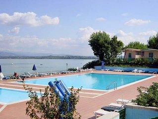 Apartment Camping Wien  in San Benedetto (VR), Lake Garda/ Lago di Garda - 4 pe